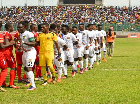 Coronavirus: Ghana lifts away from plain view mandate on Premier League