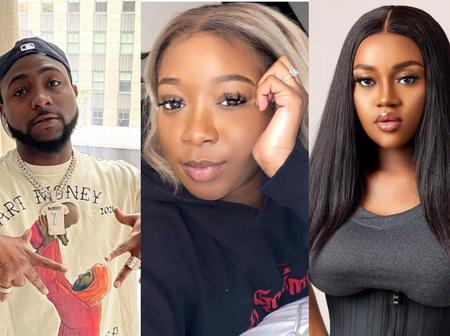 Fans React As Chioma's Best Friend Posted This On Instagram (Photo)