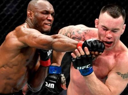 #UFC245: Nigeria's Kamaru Usman Beats Colby Covington To Win His 11th Straight UFC Fight