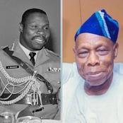 As Olusegun Obansanjo Celebrates His 84th Birthday Today, Check Out These 10 Photos (Then Vs Now)