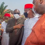 Valentine Ozigbo, Anambra PDP Chieftains Welcome Olisa Metuh To Anambra