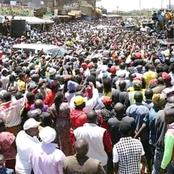 (PHOTOS) He's Taken Over The Mt Kenya Region: DP Ruto Confirms His Popularity In Central Kenya Today