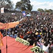 Mbona Hakusimama Na Hio KADU? Dissaponted Raila Odinga Breathes Fire in Coast Region