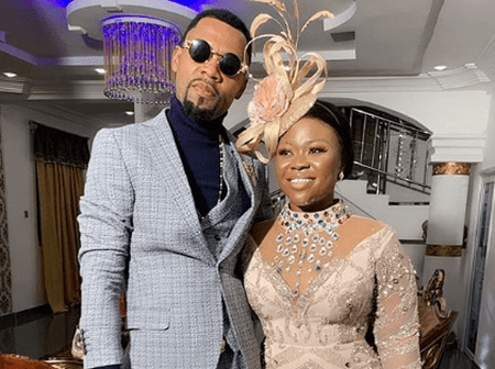 Love is sweet; Rev Obofour and wife gives account on what happens in their bed room.
