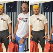 Reactions as BBNaija Ozo and Neo shares lovely new photos of themselves (See pictures)