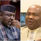 Imo State Politics: Senator Okorocha Accuses Governor Hope Uzordima of Looting Wife's Property