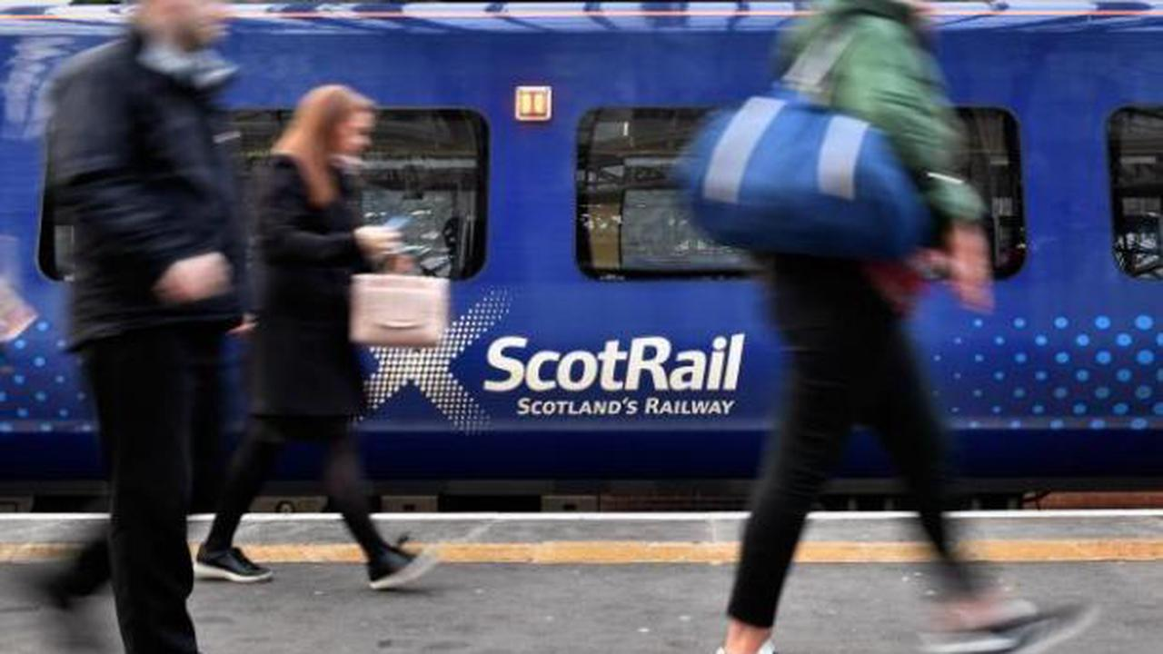 Hundreds more ScotRail staff vote to strike over holiday pay that's already halting half of Sunday trains