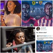 This Looks A Lot Like A Kumawood Flyer, They Could Have Done Better-Fans Over Nana Aba's Recent Post
