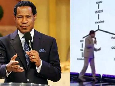 Pastor Chris Oyakhilome Fined Over COVID-19 & 5G Sermon