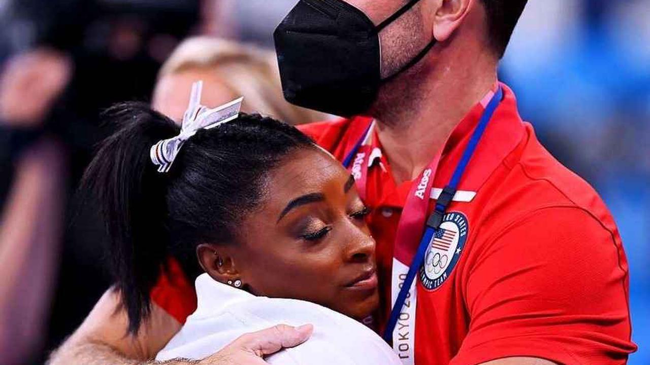 Simone Biles Absage ist ein Zeichen, das Mut macht