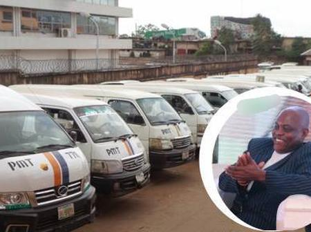 From A Bus Conductor To The Owner Of Over 3,000 Buses- Meet The CEO & Founder Of Peace Mass Transit