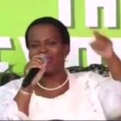 Video Of Pastor Mukhuba Left Many People In Disbelief After She Wished This For JMPD Officials.