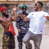 See how people reacted as Zubby Michael shares funny new photos with Broda Shaggi