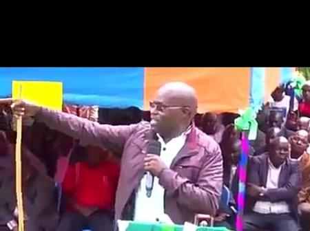 Emurua Dikirr MP Johanna Ngeno Reveals Uhuru's Hidden Agenda, Defends Raila Over This