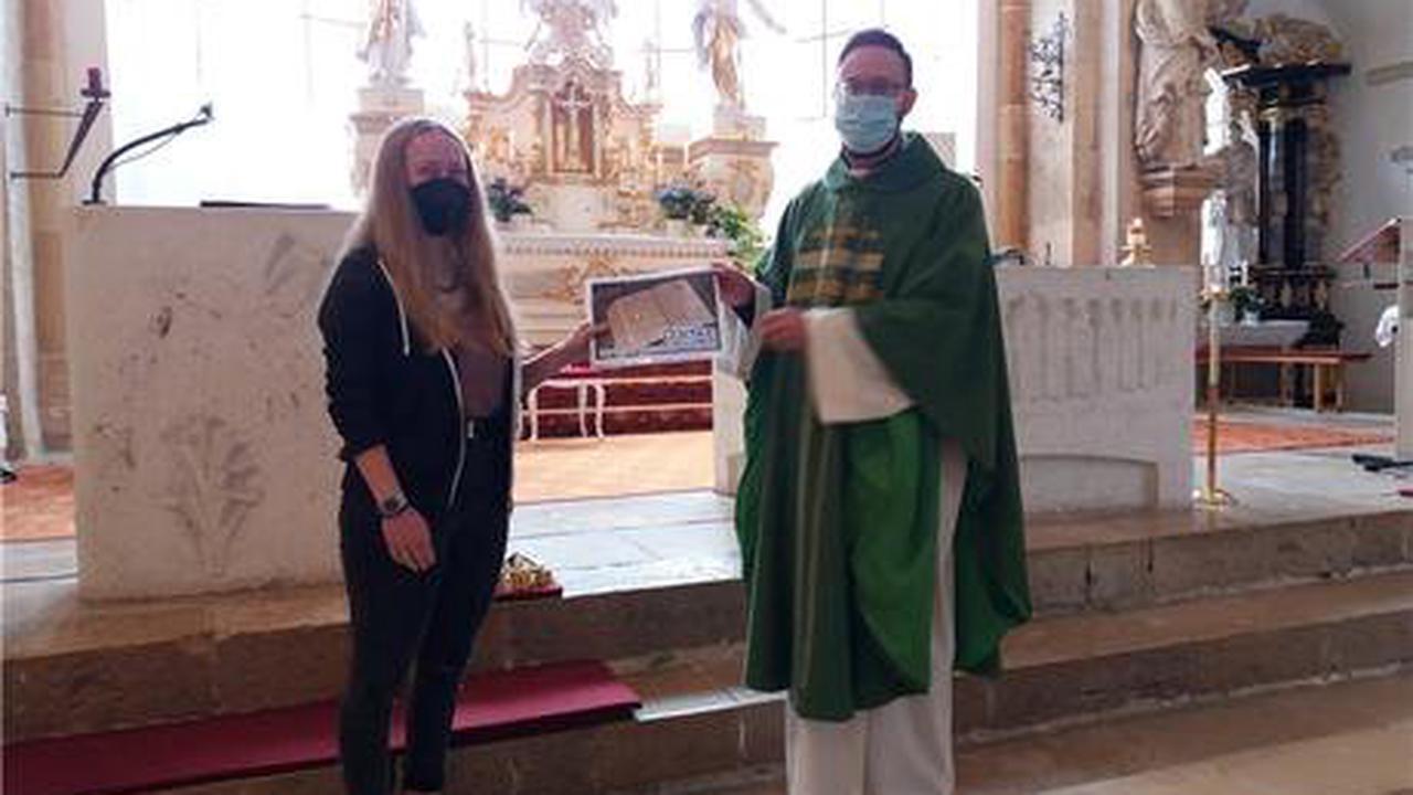 Pfarrei würdigt Theresa Graml