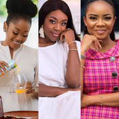 See photos of the top 10 female presenters in Ghana
