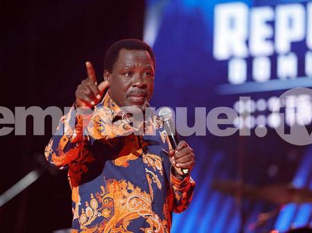 TB Joshua - The kind of places to offer prayer
