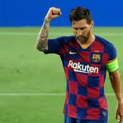 Lionel Messi refused Handshake after match against Napoli