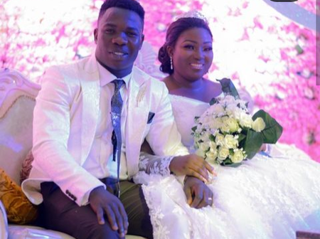 See Lovely Photos Of Dele Omowoli, His Wife And Son