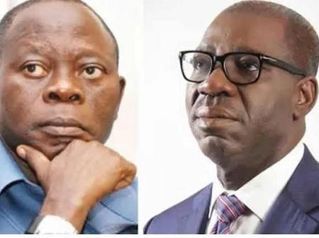 An Open Letter To Governor Godwin Obaseki Over The Misunderstanding Between Him And Adams Oshiomhole