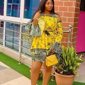 New trendy: amazing ankara plain and pattern for office attire
