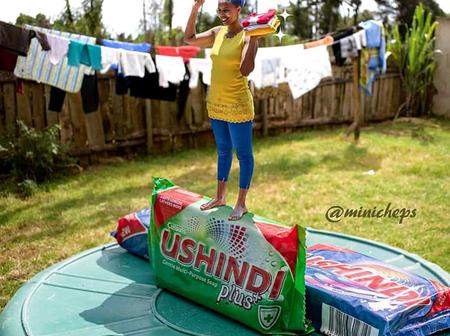 Netizens Promise To Support Ushindi Soap After it Gave a Brand Ambassador Role To Minicheps