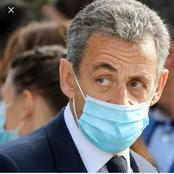 Nicholas Sarkozy, France Ex- President Sentenced To Jail For Corruption.