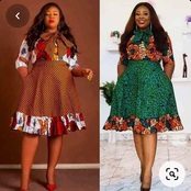 Are You A Fashion Designer? Checkout These Superior Native Styles For Classy Ladies