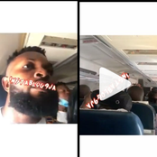 Mixed reactions as passengers bitterly react to lack of AC in an airplane they boarded (Video)