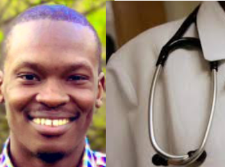 See Why a Doctor Says The black in me is Happy, the Doctor in me is Worried