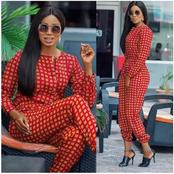 Mummies, take a glance at these beautiful Ankara jumpsuits that you should try this March