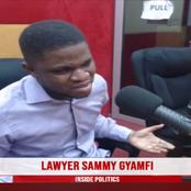 I Still Stand By What I Said - Sammy Gyamfi Boldly Tells NDC Leadership