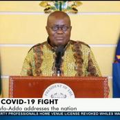 Ghanaians React To President Nana Addo's 24th COVID-19 Update