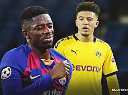 Opinion: Two Reasons why Sancho or Dembele cannot succeed at Man United.