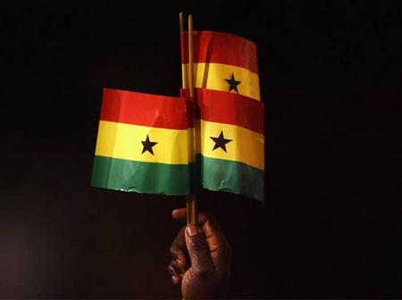 9 countries that had independence before Ghana