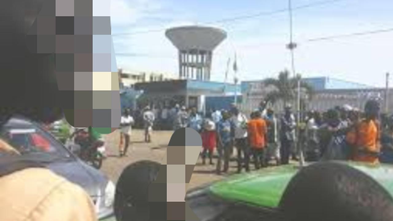 Drame ce matin à Koumassi, un homme s'est fait tirer dessus après un retrait d'argent dans une banque