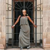 Kenyans Wish Stephens Wanjiku All The Best on Her Big Day