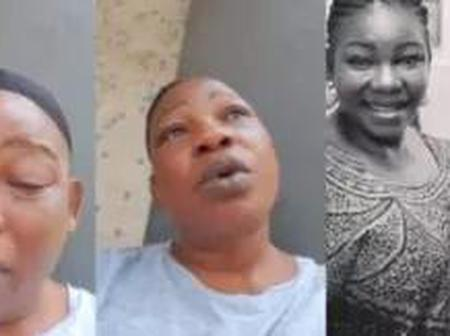 See What Nollywood Actress Ada Ameh Told Buhari, As She Cries For Freedom To Bury Her Child