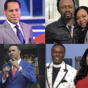 See 5 Prominent Men Of God Who Divorced Their Wives