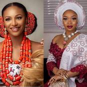 Igbo Bride Vs Yoruba Bride, Who Rocks It Better? (Photos)