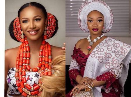 Igbo Bride Vs Yoruba Bride, Who Rocks It Better? (Photos)