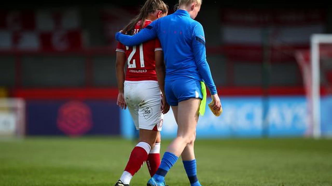 Bristol City Women's boss Beard identifies key moment that sealed relegation