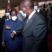 Dialogue politique : Bédié va-t-il enfin reconnaître la réélection de Ouattara ?