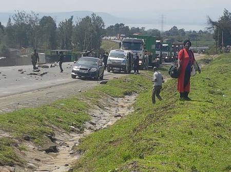 Toilets worth kshs. 20million to be constructed along the Nairobi-Nakuru-Eldoret Highway
