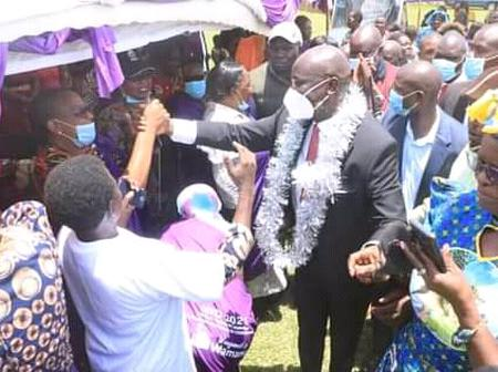 Bungoma Governor Wangamati Does it Again, Vows to do This to Every Woman
