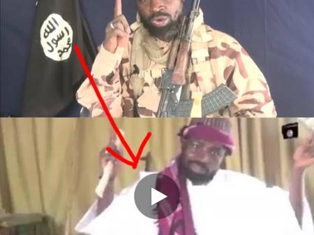 Watch Video Of Shekau Speaking In English Full Of Mistakes