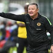 Gavin Hunt Should Not Put The Cart Before The Horse In CAF Champions League Play offs-Opinion
