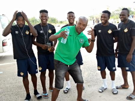 Happy Birthday Coach Biffo, Wishing You The Best In Your Coaching Career - Ufere Chinedu