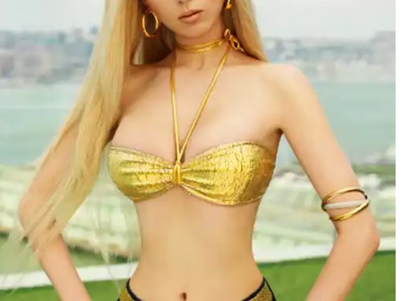 Valeria Lukyanova, the Human Barbie Doll