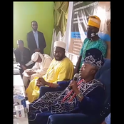 Oluwo Attends A Conference Organized To Invite All Seriki Fulanis to Iwoland by Islamic Group